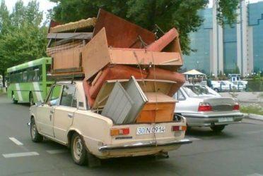 Verhuiswagen